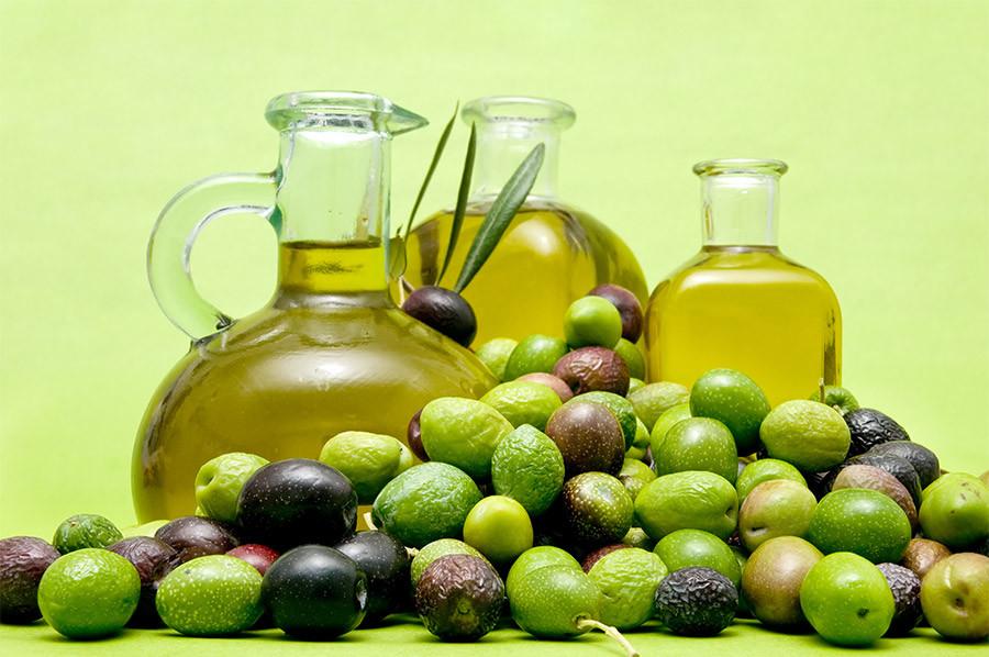 istrisches Olivenöl