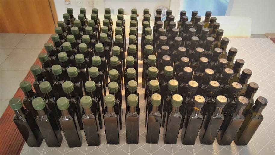 boce maslinovog ulja