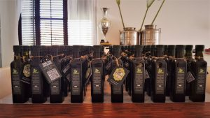 extra virgin olive oil from istria