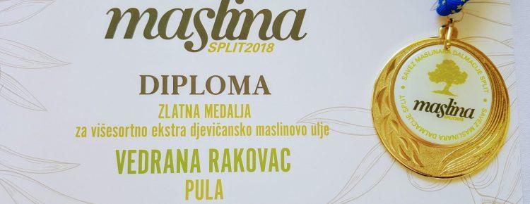 maslina 2018