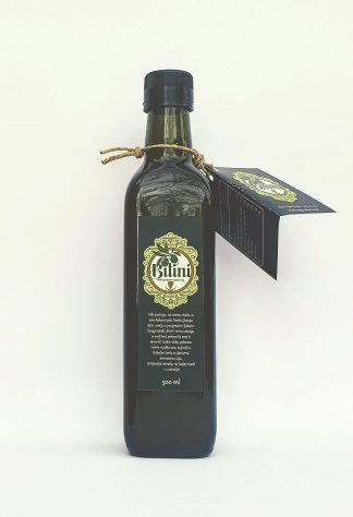 extra virgin olive oil Bilini 500 ml