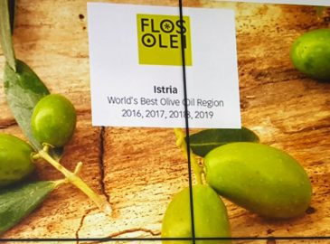 Istria is the best olive oil region in the world