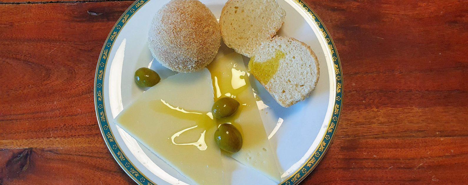peciva s maslinovim uljem