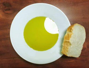 svježe maslinovo ulje